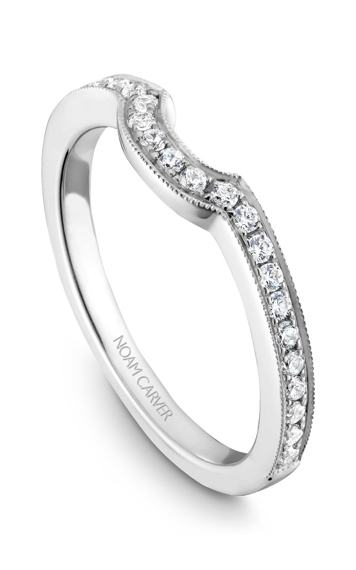 Noam Carver Wedding Bands B026-02B product image