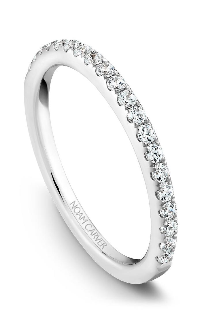 Noam Carver Wedding Bands B029-01B product image