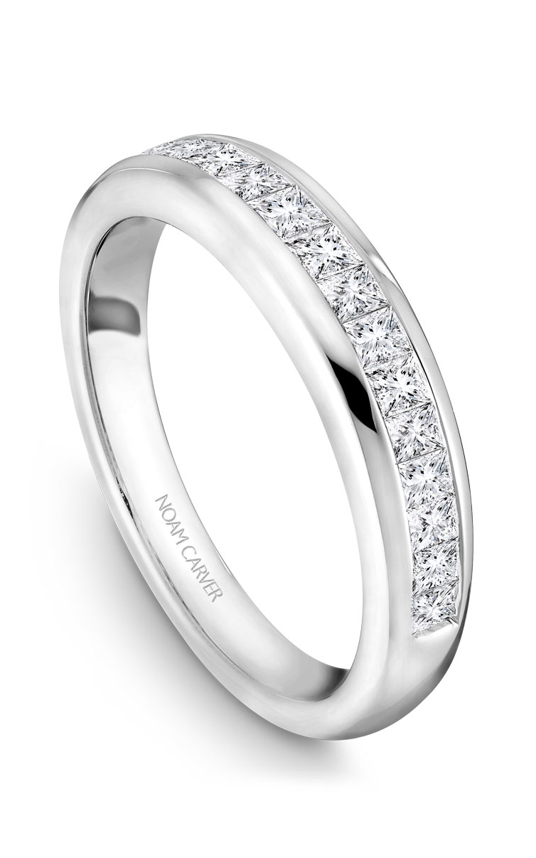 Noam Carver Wedding Bands B031-02B product image
