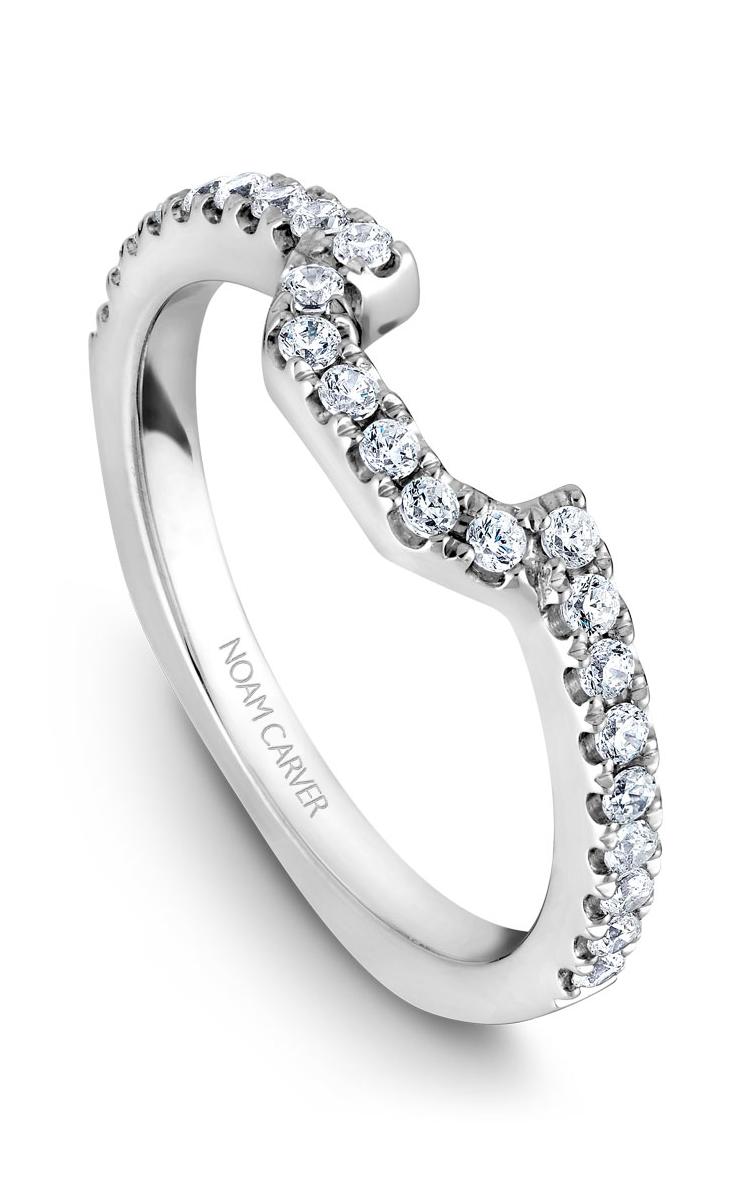 Noam Carver Wedding Bands B034-01B product image
