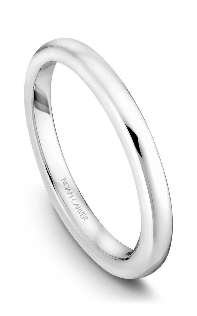 Noam Carver Wedding Band B036-02B product image