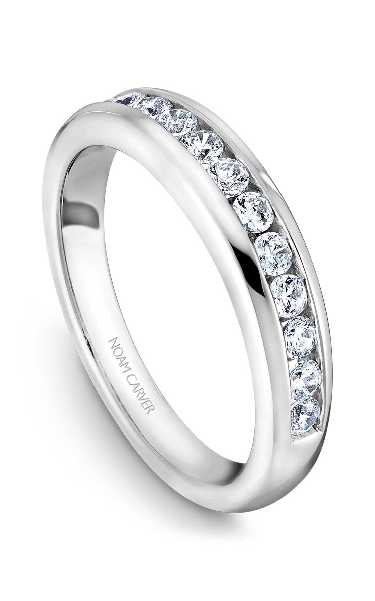 Noam Carver Wedding Band B037-02B product image