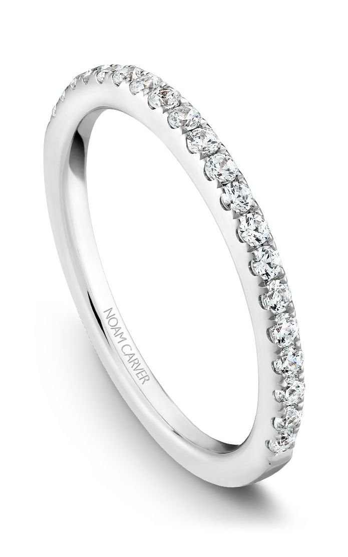 Noam Carver Wedding Band B038-01B product image