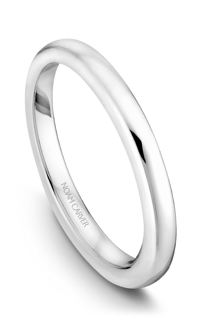 Noam Carver Wedding Bands B038-02B product image