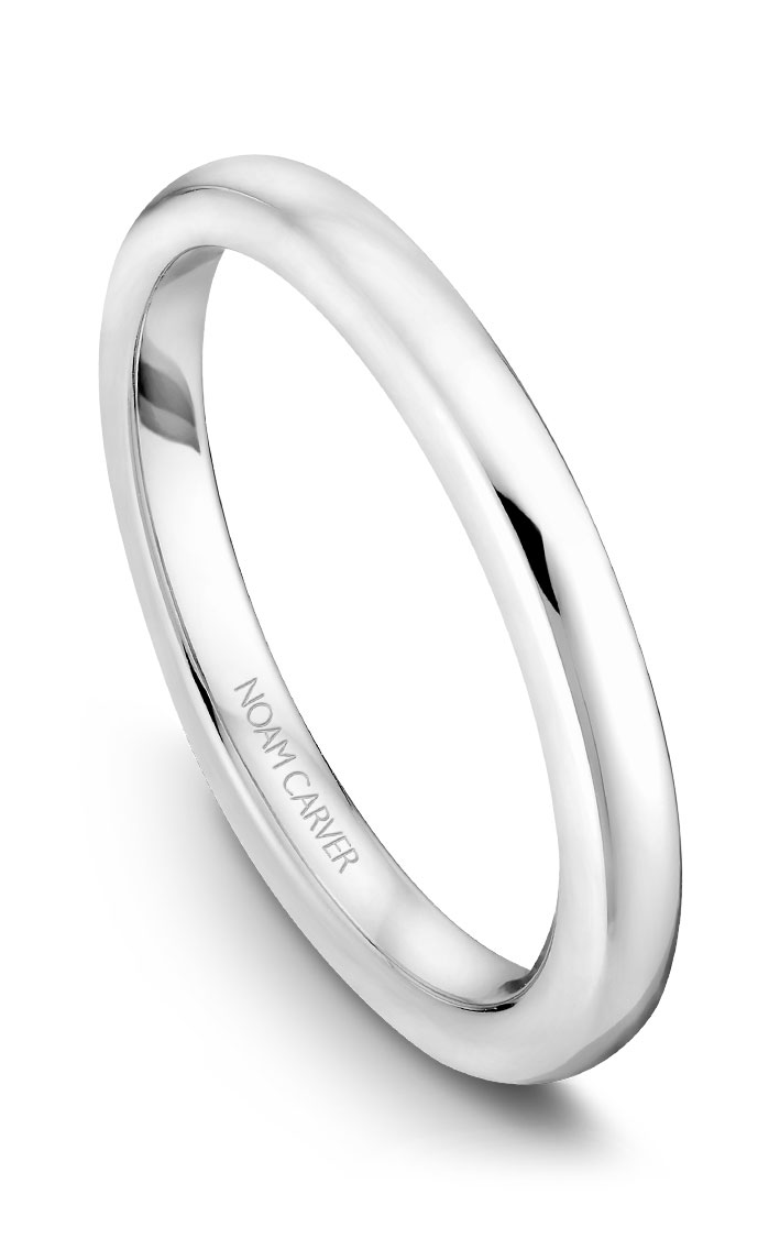 Noam Carver Wedding Bands B038-04B product image