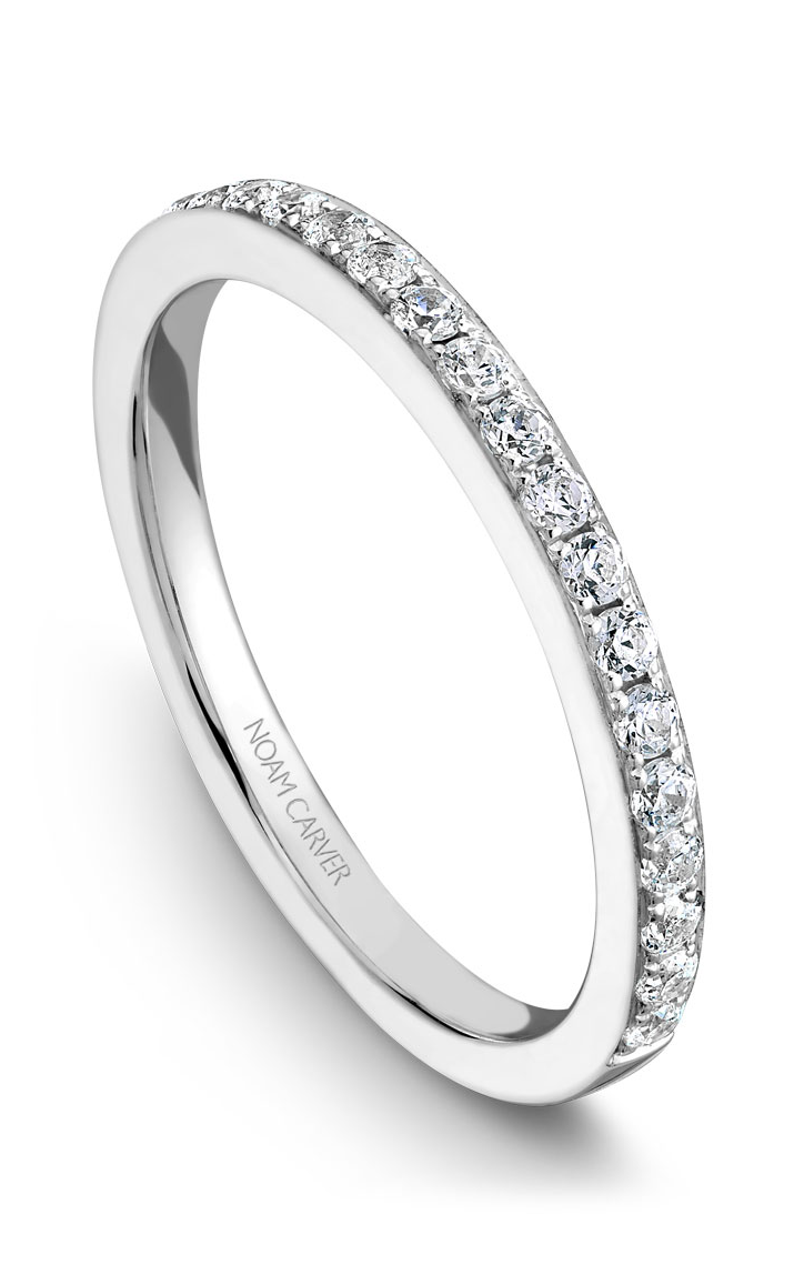 Noam Carver Wedding Bands B039-01B product image
