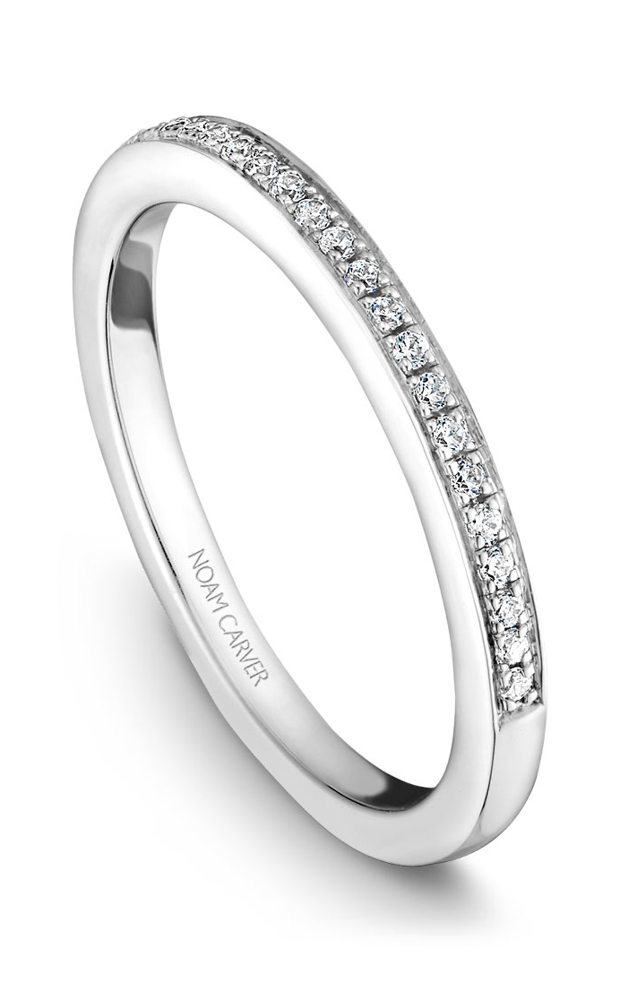 Noam Carver Wedding Band B049-01B product image
