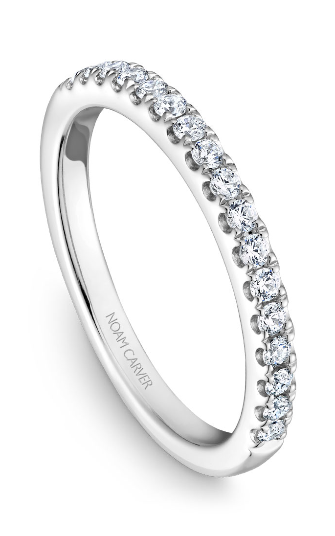 Noam Carver Wedding Band B083-01B product image