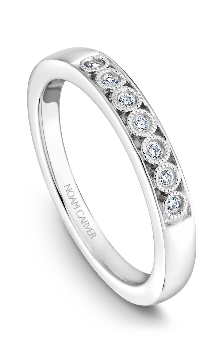 Noam Carver Wedding Band B091-01B product image