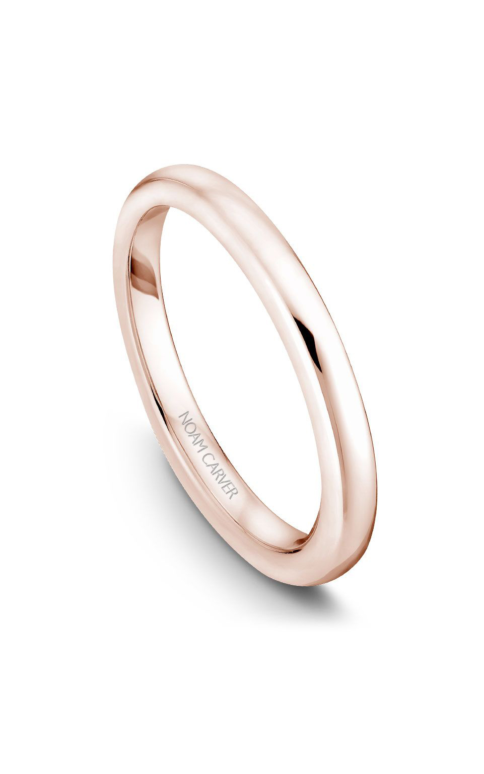 Noam Carver Wedding Bands B018-01RB product image