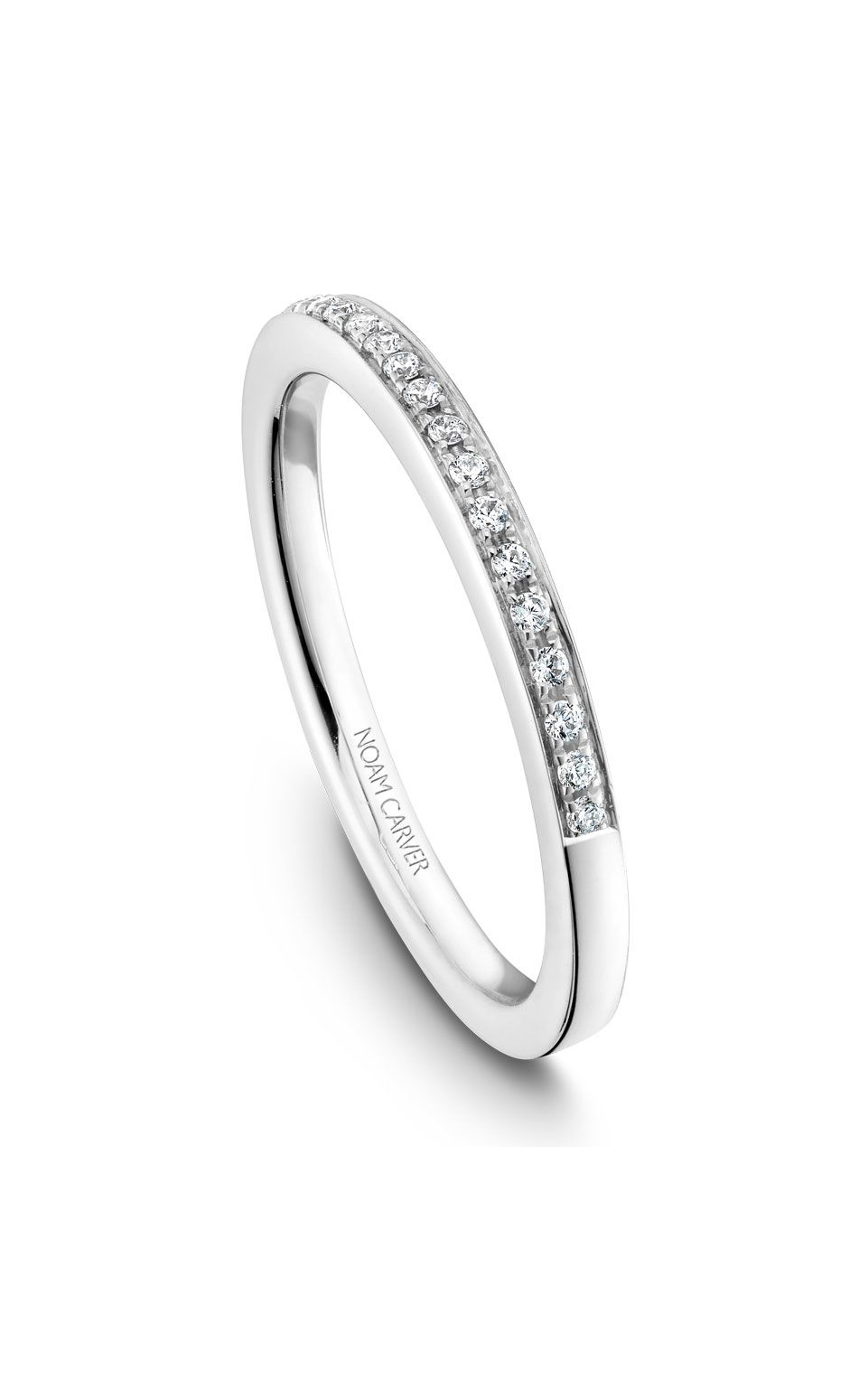 Noam Carver Wedding Band B048-01B product image