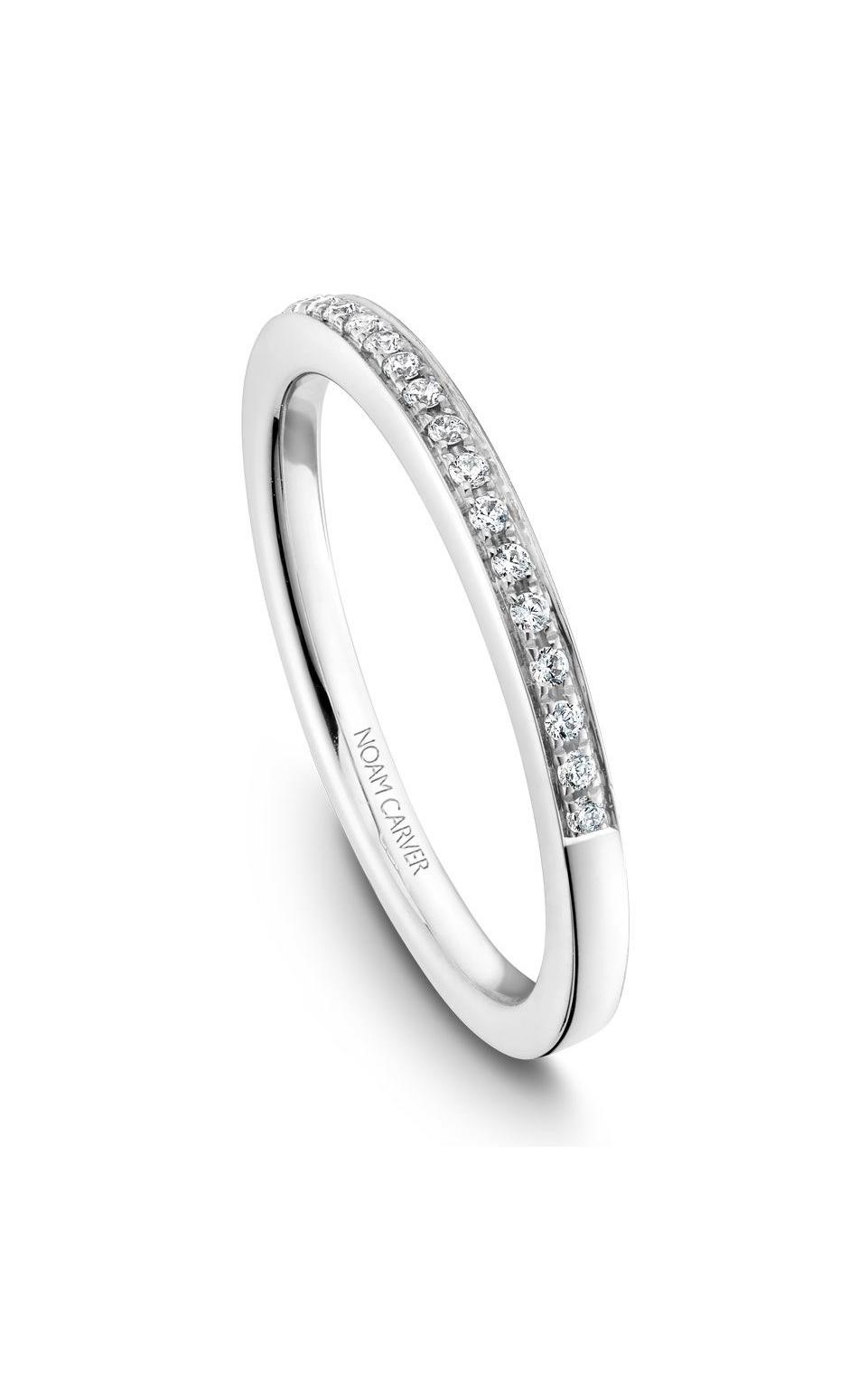 Noam Carver Wedding Bands B048-01B product image