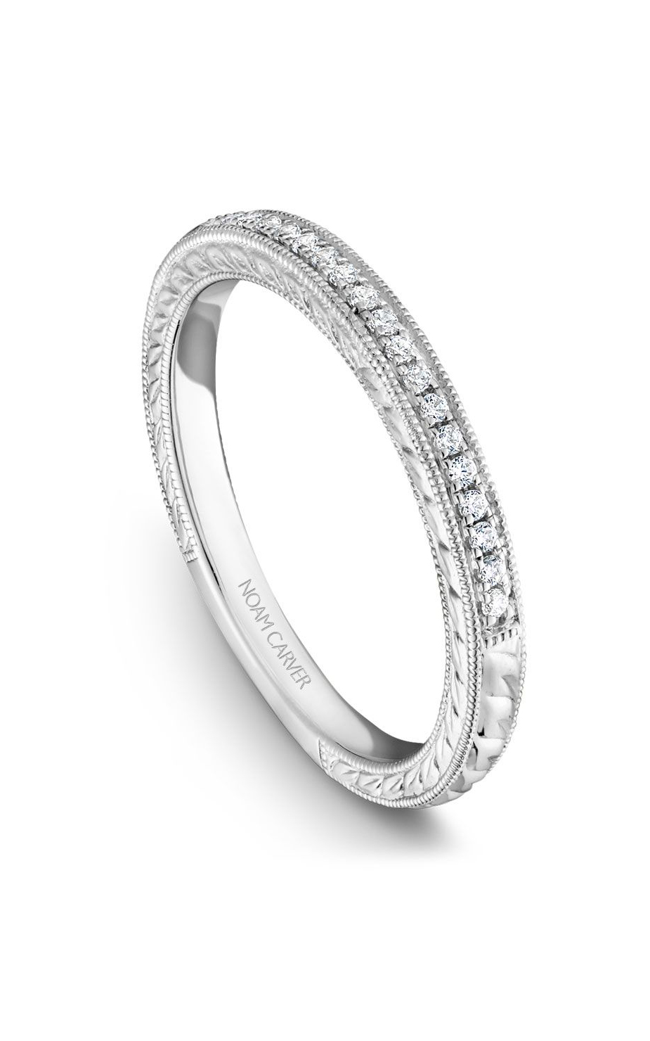 Noam Carver Wedding Band B051-01B product image