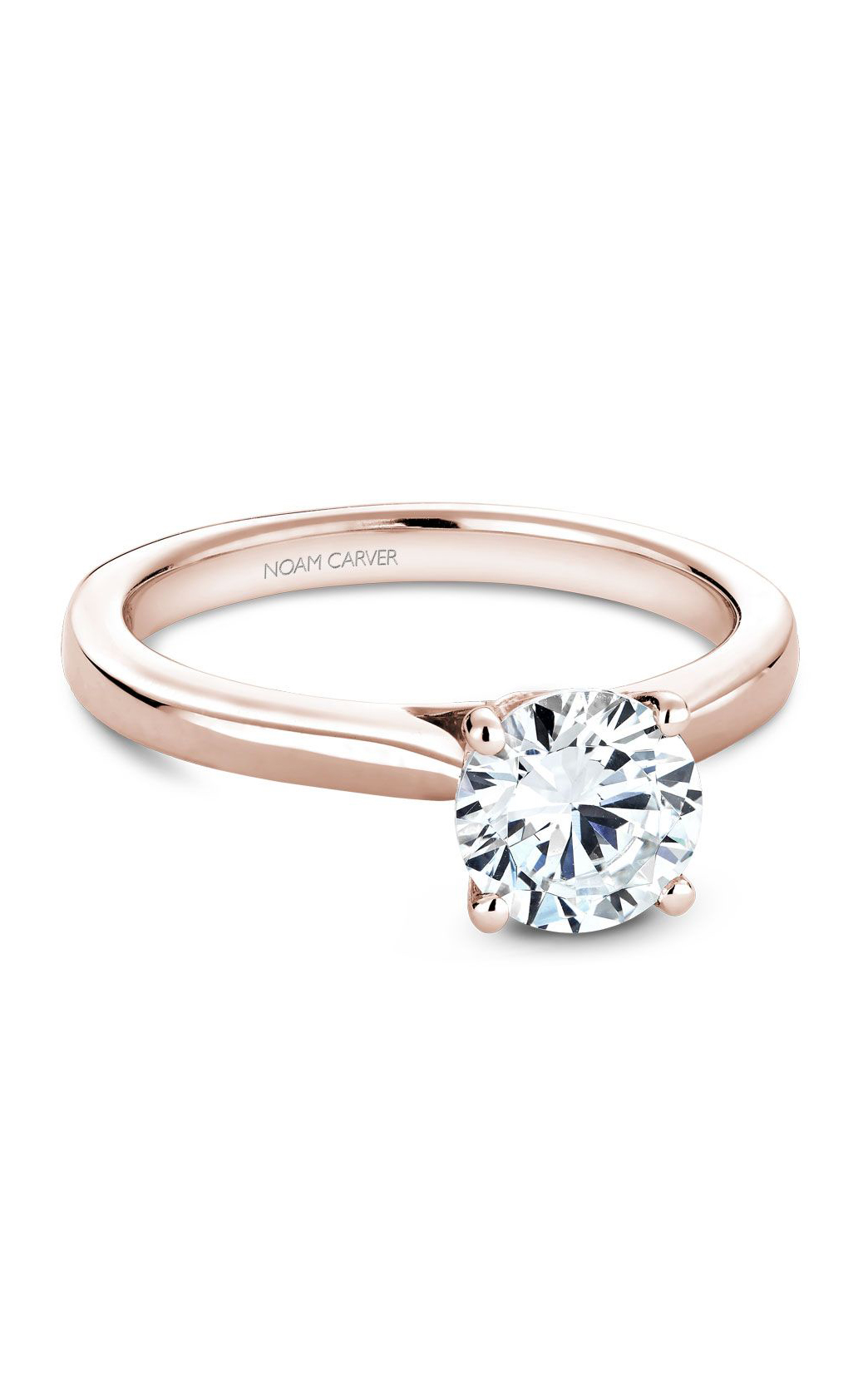 Noam Carver Classic Engagement Ring B140-01RA product image