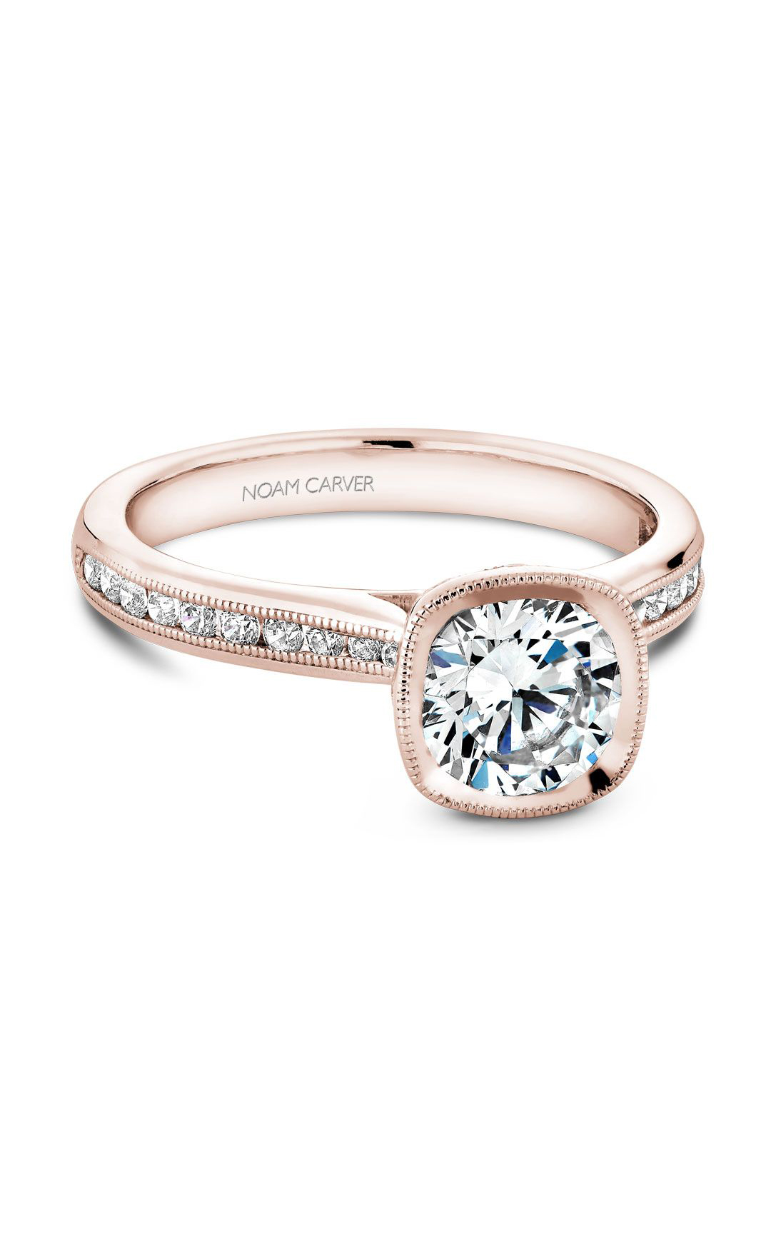 Noam Carver Classic Engagement Ring B145-13RA product image