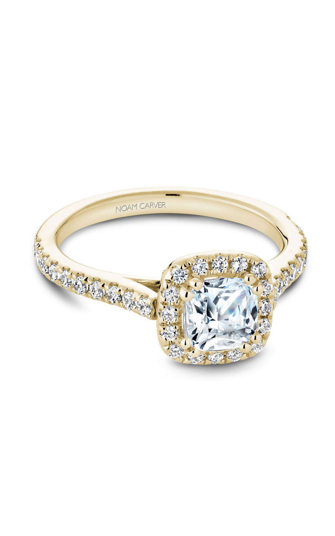 Noam Carver Modern Engagement Ring R050-05YA product image