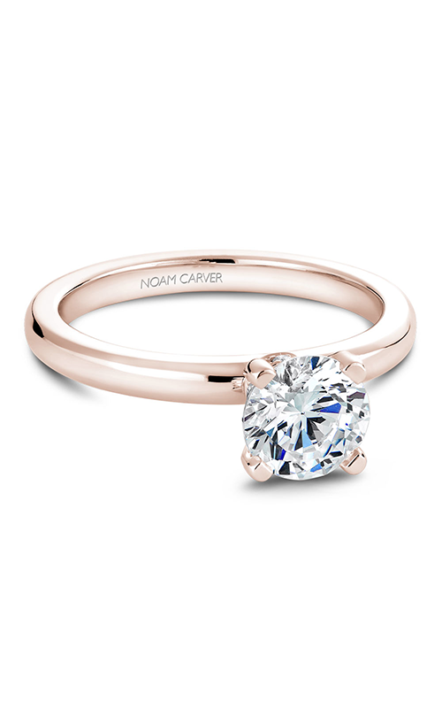 Noam Carver Solitaire Engagement Ring B012-02RM product image