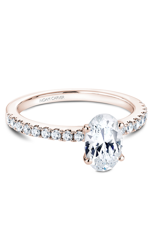 Noam Carver Solitaire Engagement Ring B018-01RM product image