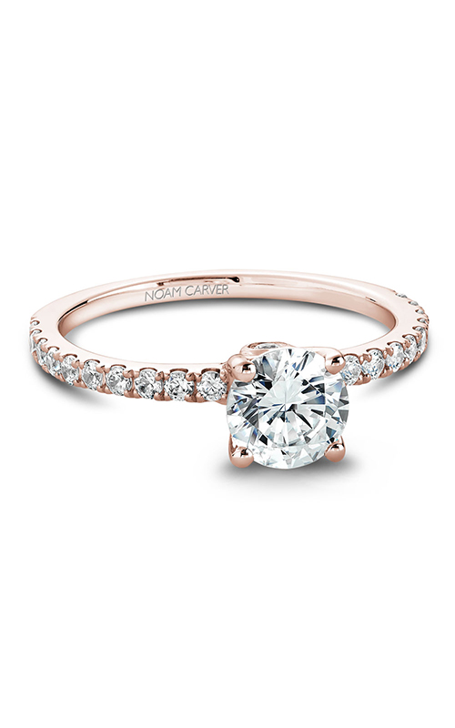 Noam Carver Solitaire Engagement Ring B022-01RM product image