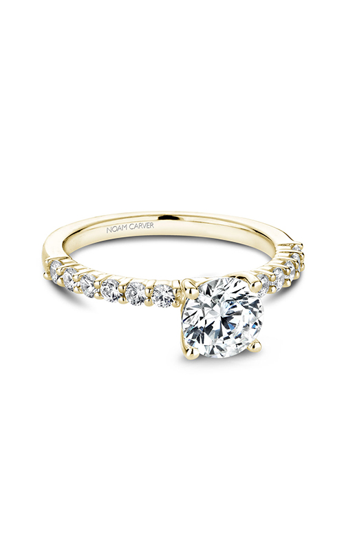 Noam Carver Solitaire Engagement Ring B178-01YM product image