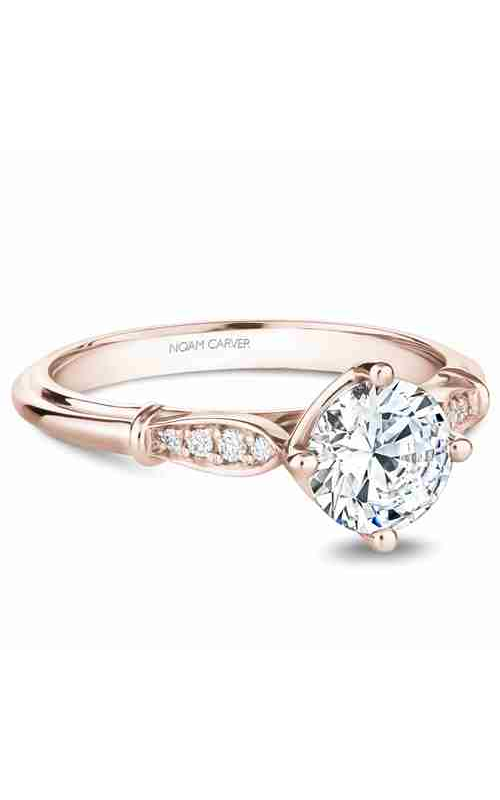 Noam Carver Vintage Engagement Ring B268-01RM product image