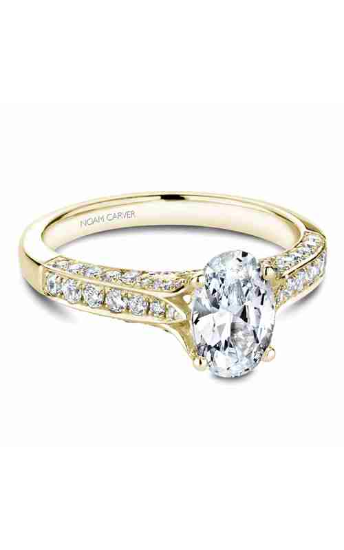 Noam Carver Modern Engagement Ring B187-01YM product image
