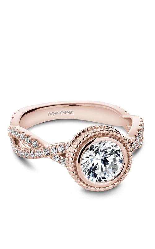 Noam Carver Bezel Engagement Ring R010-01RM product image