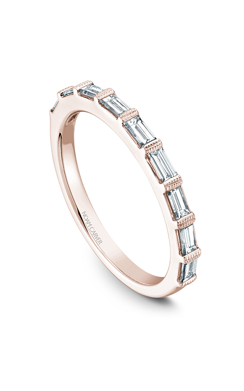 Noam Carver Wedding Band STA7-1RM-D product image
