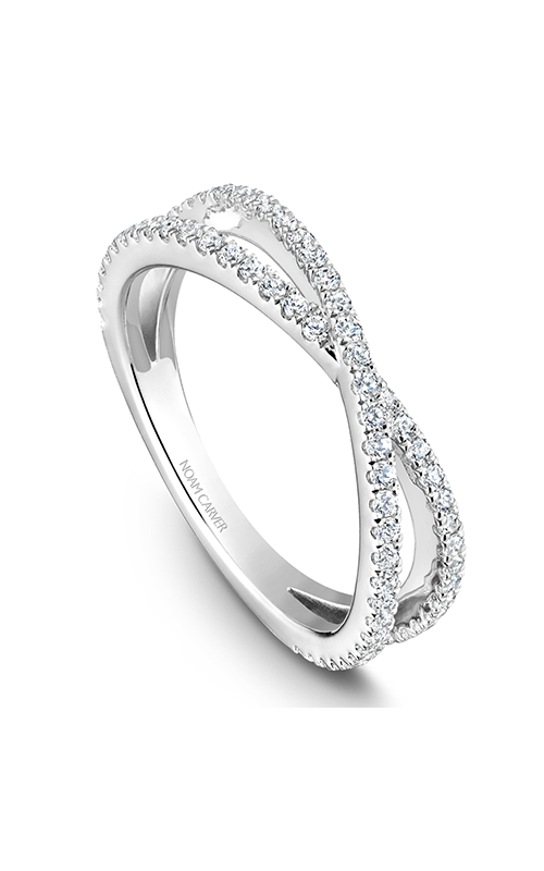 Noam Carver Wedding Band STB11-1WM-D product image