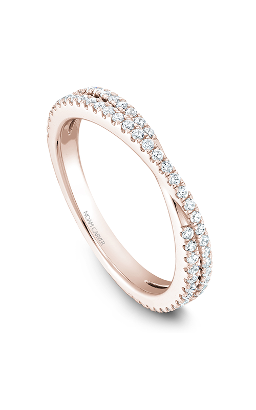Noam Carver Wedding Band STB13-1RM-D product image