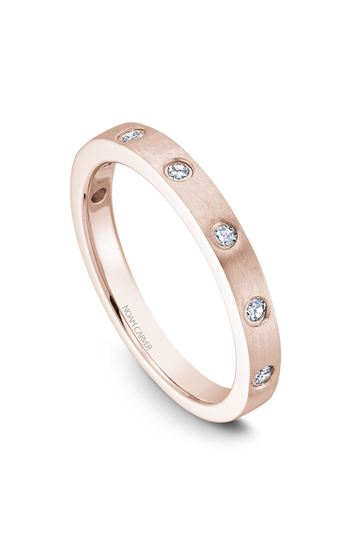 Noam Carver Wedding Band STB2-1RM-D product image