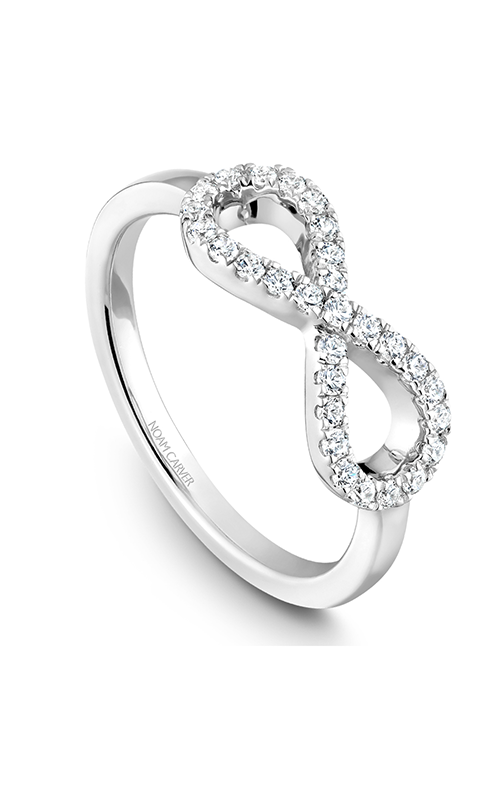 Noam Carver Wedding Band STB29-1WM-D product image