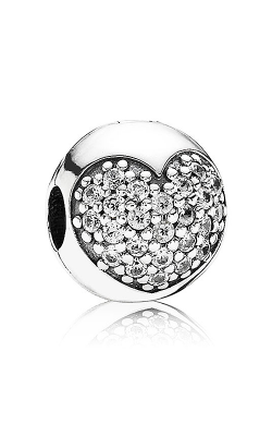 Pandora Love Of My Life Clear CZ Clip 791053CZ product image