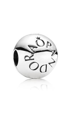 PANDORA Loving PANDORA Logo Clip 791015 (Retired)  product image