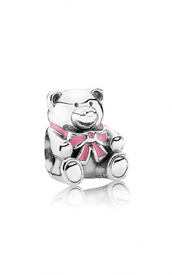 PANDORA It's A Girl Charm 791124EN24 product image