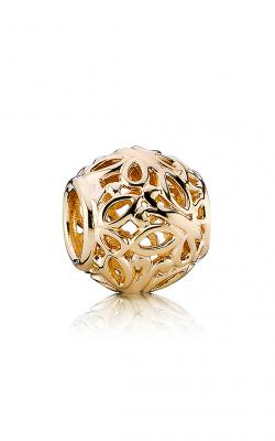 PANDORA Butterfly Garden, 14K Gold 750895 (Retired) product image