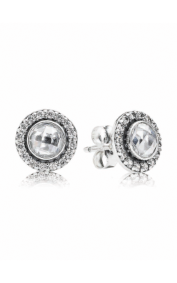Pandora Brilliant Legacy Clear CZ Stud Earrings 290553CZ product image