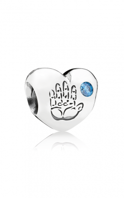 Pandora Baby Boy Blue CZ Charm 791281CZB product image
