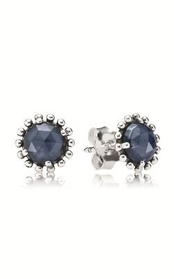 PANDORA Midnight Star Midnight Blue Crystal Earrings 290561NBC (Retired) product image