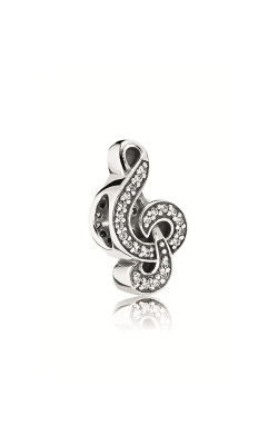 Pandora Sweet Music Clear CZ Charm 791381CZ product image