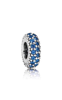 Pandora Inspiration Within Midnight Blue CZ Spacer 791359NCB product image