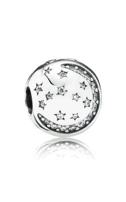 Pandora Twinkling Night Clear CZ Clip 791386CZ product image