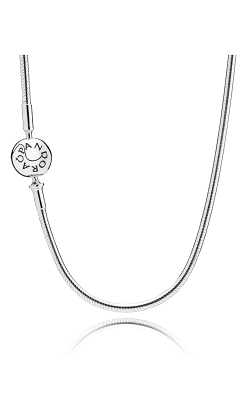 Pandora ESSENCE COLLECTION Sterling Silver Necklace 596004-45 product image