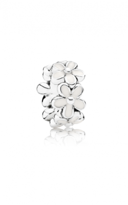 PANDORA Darling Daisies White Enamel Spacer 791495EN12 product image