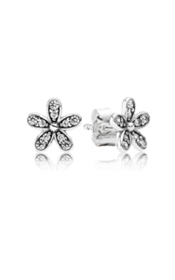 PANDORA Dazzling Daisy Clear CZ Stud Earrings 290570CZ product image