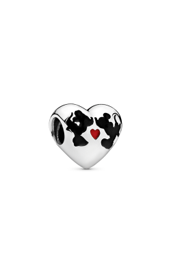 Pandora DISNEY Minnie & Mickey Kiss Charm 791443ENMX product image