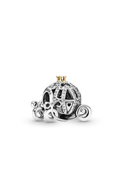 PANDORA Disney Cinderella's Pumpkin Coach Charm Clear CZ 791573CZ product image