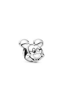PANDORA DISNEY, Mickey Silver Charm 791586 product image