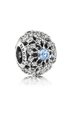 Pandora Disney Cinderella's Wish Charm Frosty Mint CZ 791592CFL product image