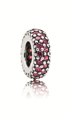PANDORA Inspiration Within Red CZ Spacer 791359CZR product image